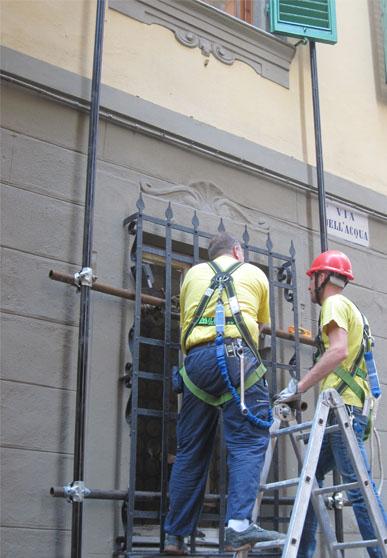 Ponteggio C.Tiro 2