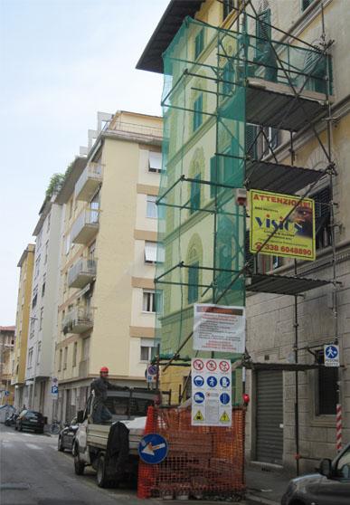 Ponteggio C.Tiro 3