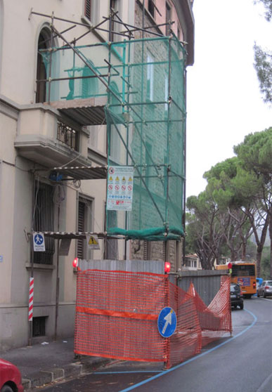 Ponteggio C.Tiro 6