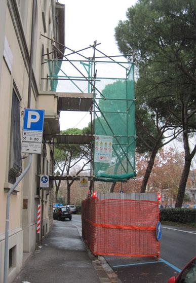Ponteggio C.Tiro 7